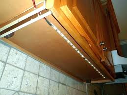inspirational led strip lights for under kitchen cabinets and cabinet lighting fix