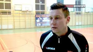 Trener Adam Jachimowicz po meczu Strzelec Gorzyczki - AZS UŚ Katowice -  YouTube