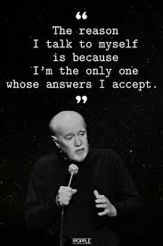 25 Outrageous George Carlin Quotes Cute Quotes