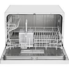 Mini Dishwashers Midea 6 Place Setting Countertop Dishwasher Walmartcom