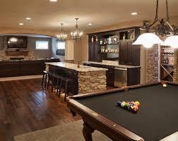 Interior Design: Basement Entertainment Area - Basement Ideas