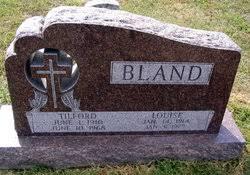 Louise Effie Matthews Bland (1914-1975) - Find A Grave Memorial