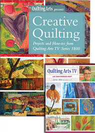 Quilting Projects: Quilting Arts TV Series 1800 | Interweave &  Adamdwight.com