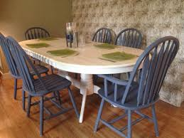 Best Custom Refinished Kitchen Table Chairs Located In North