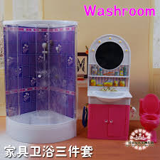 diy barbie doll furniture. interesting doll new arrival cute bathroom doll accessories furniture for barbie  christmasbirthday gift children play setin dolls from toys u0026 hobbies on  to diy barbie h
