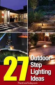 Side Yard Lighting 27 Outdoor Step Lighting Ideas That Will Amaze You