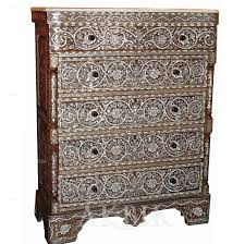 cheap moroccan furniture. Picture Of Style No. CD024 - Chest Inlaid With Mother Pearl. Cheap Moroccan Furniture I