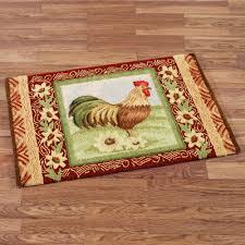 rugs rooster kitchen rug optimayed interior