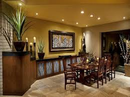 tropical dining room decorating ideas