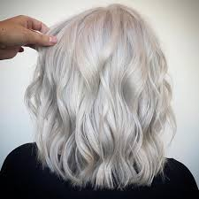 1 hairstyle to a classic short bob with bangs hairstyle can vary in length, but generally starts from the ear and ends at all your short hair goals can come to life with this softly tousled bob and bangs duo. These Short Gray Hairstyles Make Going Gray So Easy And Ageless Southern Living