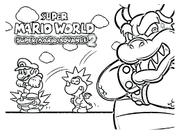 Mario Brothers Coloring Page Brothers Coloring Pages Super Page Book