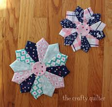 Dresden Plate Size Chart Dresden Plate Tutorial The Crafty Quilter