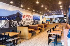 Pizza Shop Interior Design Home Supreme Pizza Pizza Restaurant In Boston Ma