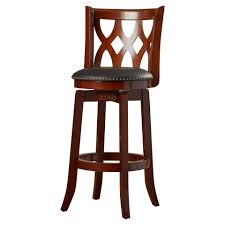 marblehead swivel bar stool with cushion s cushions kitchen chair seat pads washable wooden stools metal