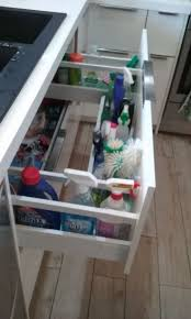 Under The Kitchen Sink Storage 17 Best Ideas About Under Kitchen Sink Storage On Pinterest