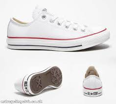 functional converse womens leather white glittering