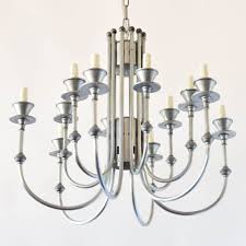 pewter chandelier w optional down light 1 250