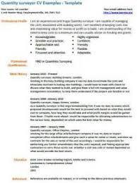 Draftsman CV QUANTITY SURVEYING CV TEMPLATE   Jonathon Savill