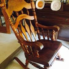 solid wood rocking chair stylish design ideas with regard to chairs decorations 14
