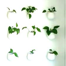 ceramic wall planters plant hanging uk c