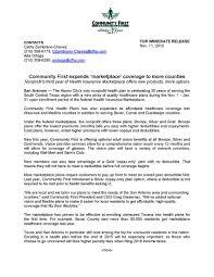 full press release