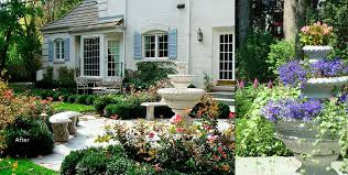 Small Picture Brilliant French Country Garden F Inside Ideas