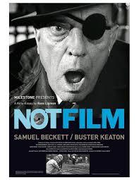 samuel beckett  film and poster on pinterestposter for notfilm  a cine essay on samuel beckett    s film