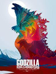 Godzilla Evolution Chart Godzilla King Of The Monsters Godzillamovie Twitter