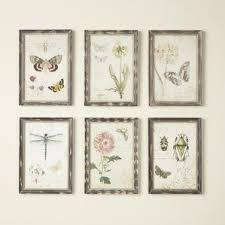 superbe gardener wall art set of 6  on wall art set of 6 with wall art set talentneeds