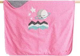 Shop Online Pink Blanket Rev Planet Applique Bonnie Baby