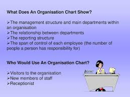 What Does An Organizational Chart Show Introduction To Business Organisations Ppt Download