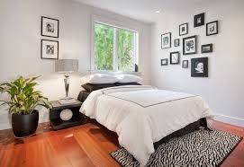 Small White Bedrooms Black And White Bedding Ideas