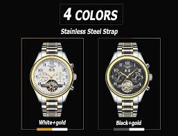 Luxury <b>Watches men</b> Top brand Original <b>GUANQIN</b> Sapphire ...