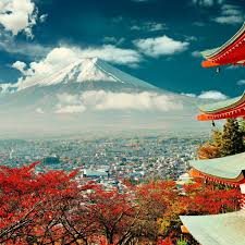 Mt. Fuji, Mount Fuji, Japan, mountains ...