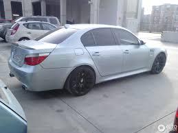 BMW M5 E60 2007 - 31 July 2016 - Autogespot