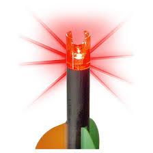 Lumenok Nock Size Chart 3 Pk Of Parker Lighted Capture Nocks Lumenok Red 283960