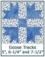 14 best Civil War quilts-Tracks (of fowl) images on Pinterest ... & Free Quilt Block Patterns Library Adamdwight.com