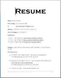 Resume Form Cool Resume Form Sample Simple Resume Format Sample Download For Job With