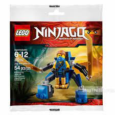Nơi bán Mô hình Rô bốt sấm sét Lego Ninjago 30292 giá rẻ nhất tháng 04/2021