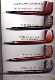 Dunhill Group Size Chart 11 Best Pipes Xl Canadians Images Pipes Shape Chart