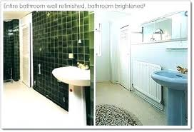 Bathroom Resurfacing Fascinating Resurface Bathroom Tiles Architecture Home Design