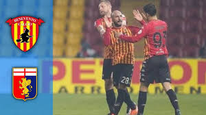 Benevento vs Genoa #Benevento #Genoa Match Highlights - YouTube