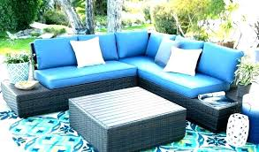 outdoor settee cushion full size of 3 piece chair cushions set wicker bench home improvement extraordinary