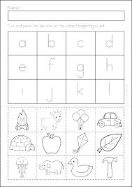 Sound Worksheets Garden Missing Initial Sounds Worksheet ...