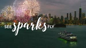 Image result for chicago fireworks