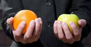 Private Industry Vs Federal Job Resumes Apples And Oranges