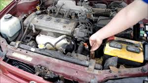fixing an overheat condition the radiator fan on a 1997 toyota fixing an overheat condition the radiator fan on a 1997 toyota corolla geo prizm