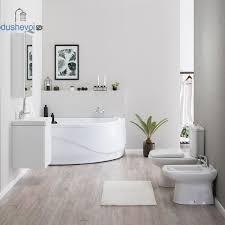 <b>Акриловая ванна Aquanet Graciosa</b> 150x90 L, цена 15358 руб в ...