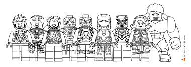 Avengers coloring pages for kids. Lego Avengers Coloring Pages Coloring Rocks