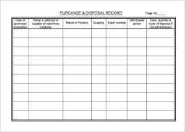 Medical Chart Template 10 Free Sample Example Format